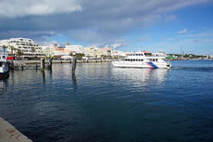 Hamilton Harbor, Bermuda Royalty Free Stock Photo