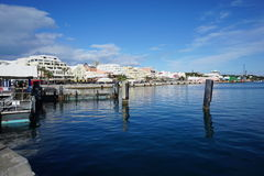 Hamilton Harbor, Bermuda Royalty Free Stock Photography