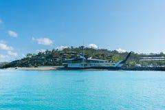 Hamilton Island, Australie image stock