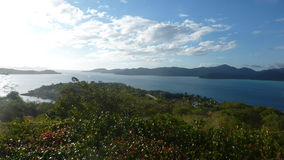 Hamilton Island Lookout Photo libre de droits