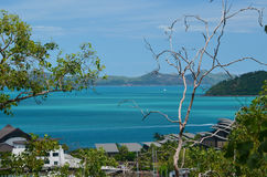 Hamilton Island Marina Royalty Free Stock Photography