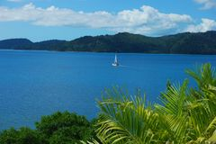 Hamilton Island Sailing Stockfotos