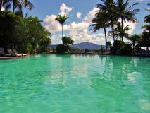 Hamilton Island, tropical North Queensland Stock Photo