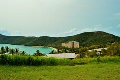 Hamilton Island, tropical North Queensland Royalty Free Stock Photo
