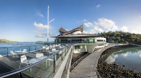 Hamilton Island Yacht Club Immagini Stock