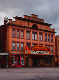 Hamilton Movie Theater Royalty Free Stock Photos