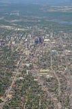 Hamilton Ontario aerial Stock Photography