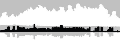 Hamilton, Ontario Skyline Stock Image