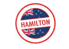 HAMILTON Stock Image