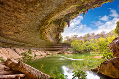 Hamilton Pool Royaltyfria Bilder