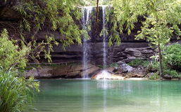 Hamilton Pool Imagem de Stock Royalty Free