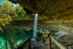 Hamilton Pool Texas Royalty-vrije Stock Foto