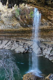 Hamilton Pool Texas Hill Country Arkivfoton