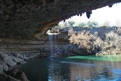 Hamilton Pool, Texas Hill Country Fotografía de archivo libre de regalías