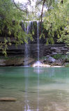 Hamilton Pool. Travis County, Texas, a nature preserve near Austin Stock Photography