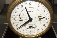 Hamilton Space Clock Foto de archivo libre de regalías