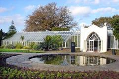 Hamilton Victorian Flower Garden Stock Images