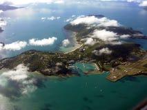hamilton wyspę. Zdjęcia Stock