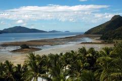 hamilton wyspa Zdjęcia Royalty Free