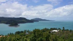Hamilton wyspa, Queensland Zdjęcia Stock