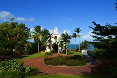 Hamilton wyspa, tropikalny Północny Queensland Fotografia Stock