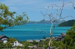 Hamilton wyspy Marina Fotografia Royalty Free