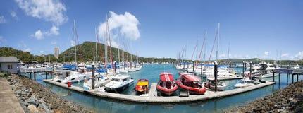 Hamilton wyspy Marina Obraz Royalty Free