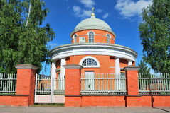 Hamina. Finland. The Round Church Royalty Free Stock Photography