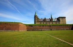 Hamlet castle Royalty Free Stock Photo