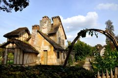 The Hamlet in Chateau de Versailles Stock Photography