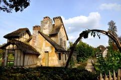 Hamlet i chateauen de Versailles Arkivbild
