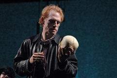 Hamlet Royalty Free Stock Photography