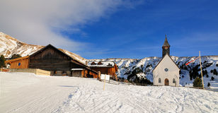 Hamlet in Südtirol, Italy Stock Photography