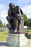 Hamlet statue in Stratford-upon-Avon Royalty Free Stock Image