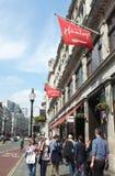 Hamley's Toy Store, London stock photo