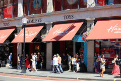 Hamleys Stock Photography