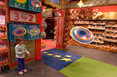 Hamleys toy store in London England UK Royalty Free Stock Photo