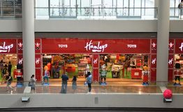 Hamleys Toy Store Stock Image