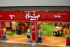 Hamleys Toy Store Royalty Free Stock Photography
