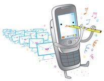 Hamlin Mobile stock illustration