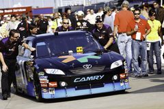 Hamlin's 2010 All Star Fed Ex Toyota Camry Royalty Free Stock Photos