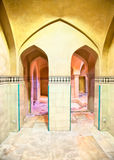 Hammam-e Ali Gholi Agha historic bath Stock Images