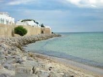 Hammamet,突尼斯 免版税库存图片