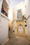 Hammamet στην Τυνησία Στοκ Φωτογραφίες