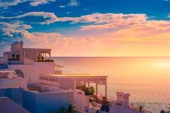 Hammamet, Τυνησία Εικόνα της αρχιτεκτονικής του παλαιού medina στοκ εικόνες