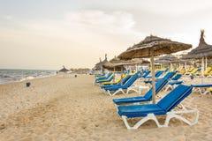 Hammamet Beach Stock Images