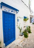 Hammamet in Tunesië Royalty-vrije Stock Foto's