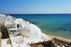 Hammamet, Tunezja Fotografia Stock