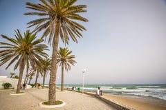 Hammamet in Tunisia Royalty Free Stock Images