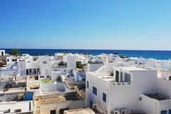 Hammamet Tunisien Arkivfoton